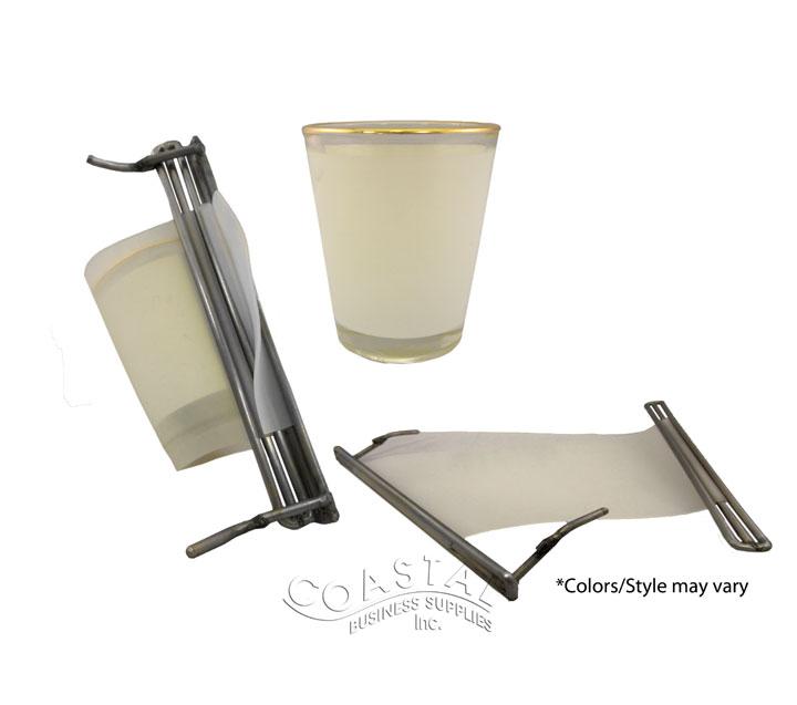 Adjustable Silicone Sublimation Wrap For 1 5oz Shotglass