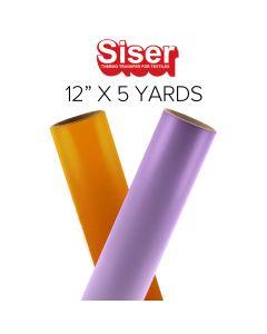 "15"" Siser EasyWeed Heat Transfer Vinyl  x 1 yard - Electric Red"