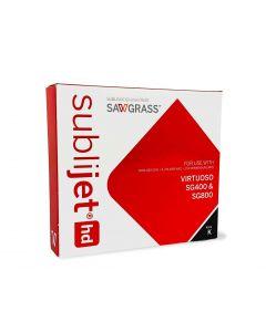 Virtuoso SG400/SG800 Sublimation Ink - SubliJet HD Standard Capacity Ink Cartridges