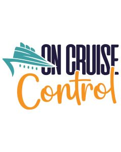 On Cruise Control, Vacation, Tropical, Nautical, SVG Design