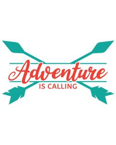 Adventure is Calling, Arrows, Hiking, Vacation