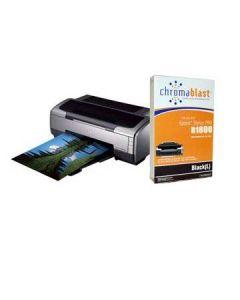 Epson R1800 Heat Transfer Ink for Cotton - ChromaBlast Standard Capacity Ink Cartridges