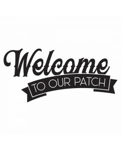 Welcome To Our Patch, Fall, Autumn, SVG Design