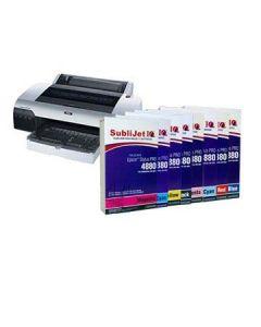 Epson 4880 Sublimation Ink - SublIjet-IQ XG Standard Capacity Ink Ink Cartridges