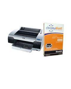 Epson 4880 Heat Transfer Ink for Cotton - ChromaBlast Ink Cartridges