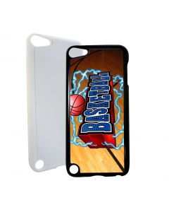 Plastic Sublimation iPod Touch 5 Case with Metal Insert
