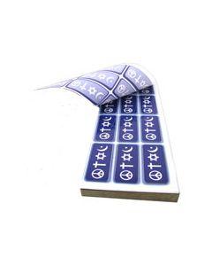"""8.5"""" x 14"""" MDF Board Jig for Sublimation Name Badges (SB5530)"""