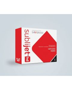 Virtuoso SG800 Sublimation Ink - SubliJet HD Extended Capacity Ink Cartridges in red and white box