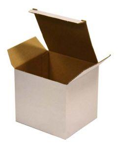 Flat Cardboard Gift Mug Box for 15oz. Mugs