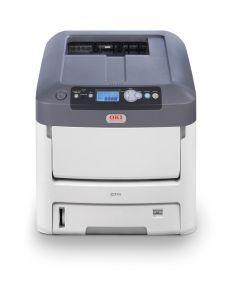 OKI C711WT White Toner Printer