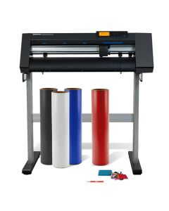 """Graphtec CE7000-130 50"""" Vinyl Cutter with Heat Transfer Vinyl Package"""
