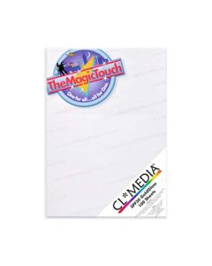 """TheMagicTouch CL Media Sticker Paper for Laser Printers - A4 - 8.2"""" x 11.7"""" (100 sheets)"""