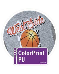 ColorPrint PU Gloss Printable Heat Transfer Vinyl