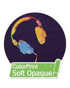 ColorPrint Soft Opaque Printable Heat Transfer Vinyl