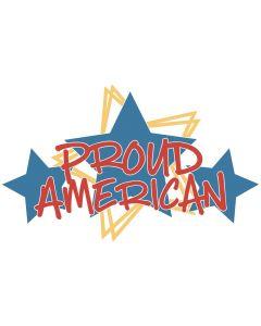 Proud American Patriotic SVG Cut File