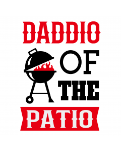DADDIO OF THE PATIO