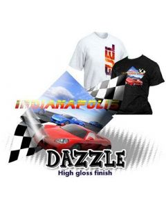 """Dazzle-Trans Glossy Finishing Sheet for Heat Transfer Papers - 11.25"""" x 17.25"""""""