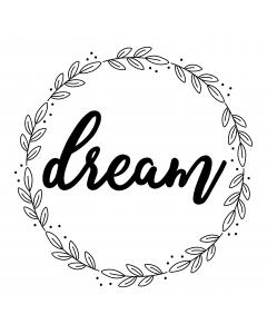 FLORAL WREATH DREAM