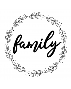 FLORAL WREATH FAMILY