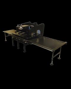 """Geo Knight Maxi Press Air Automatic Top/Bottom Twin - Large Format Heat Press - 32"""" x 42"""""""