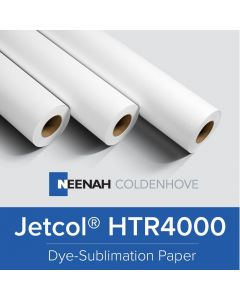 Jetcol® HTR4000 Sublimation Paper Roll - 140 GSM - 279'