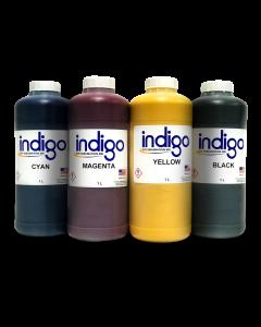 Indigo Sublimation Ink 1 liter Yellow