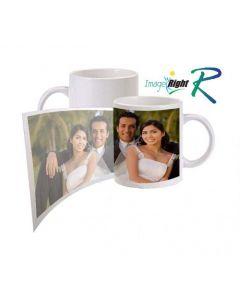 Image Right Ricoh Mug-Sized Sublimation Printing Transfer Paper