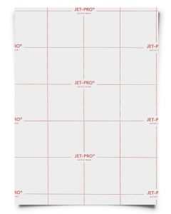 "JET-PRO Active Wear - Inkjet Heat Transfer Paper Sample Pack - 8.5"" x 11"" (5 sheets)"