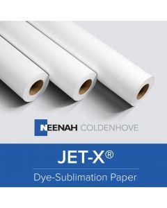 Jet-X® Sublimation Paper Roll - 57 GSM - 656'