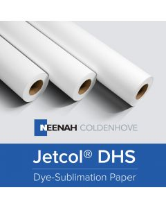 Jetcol DHS Sublimation Paper Roll - 120 GSM