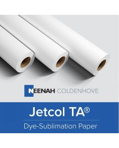 Jetcol® TA Sublimation Paper Roll - 105 GSM