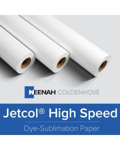 Jetcol® High Speed Sublimation Paper Roll - 95 GSM