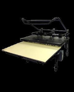 """Geo Knight MAXI Large Format Heat Press Machine - 32"""" x 42"""" - Manual"""