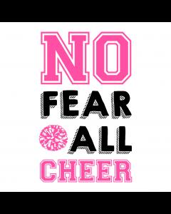 NO FEAR ALL CHEER