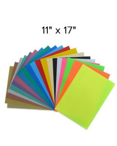"FOREVER Flex Soft Sample Pack - 20 Sheets of 11"" x 17"""