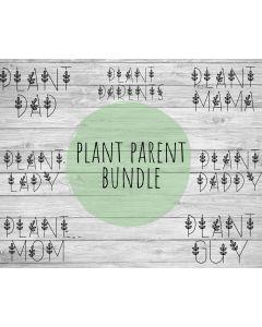 Plant parent bundle