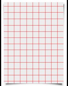 Red Grid 2.0 - Inkjet Heat Transfer Paper