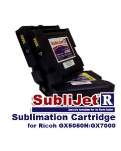 Ricoh GX7000/GX5050N Sublimation Ink - SubliJet-R Standard Capacity Ink Cartridges
