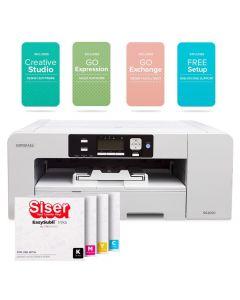 Sawgrass SG1000 EasySubli Sublimation Printer Package