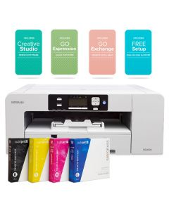 Sawgrass SG1000 Sublimation Printer SubliJet-UHD Package