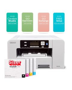 Sawgrass SG500 EasySubli Sublimation Printer Package