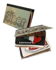 Siser Art Book - Applied Samples on Mixed Media