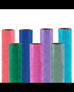 Siser EasyPSV Glitter Pressure Sensitive Vinyl