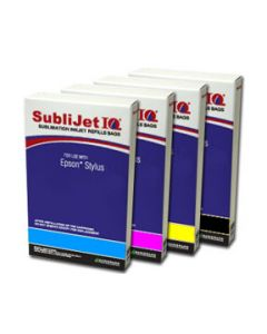 Epson 1280/1400/1430 Sublimation Ink - SubliJet IQ Ink Refill Bag