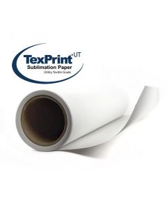 TexPrint Utility Textile Sublimation Transfer Paper Roll for Hard Surfaces