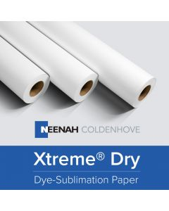 Jetcol Xtreme® Dry Sublimation Paper Roll - 70 GSM