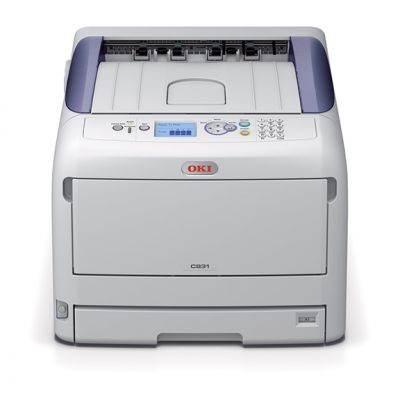 Oki Data C831 Ts Cmyk Laser Transfer Printer Coastal Business