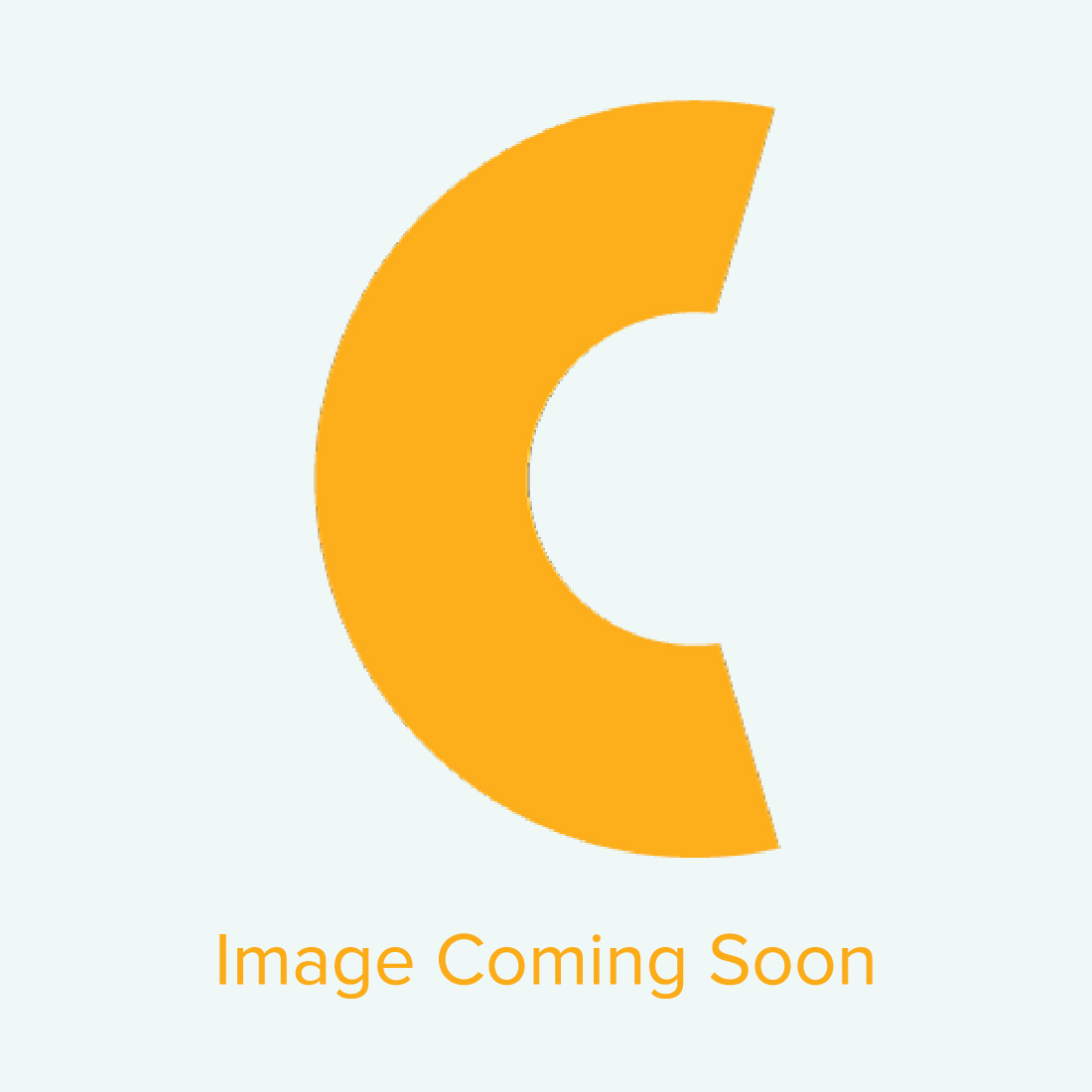 "8"" x 10"" ChromaLuxe White Sublimation MDF Photo Panel with Chamfer Black Edge - 14/case"