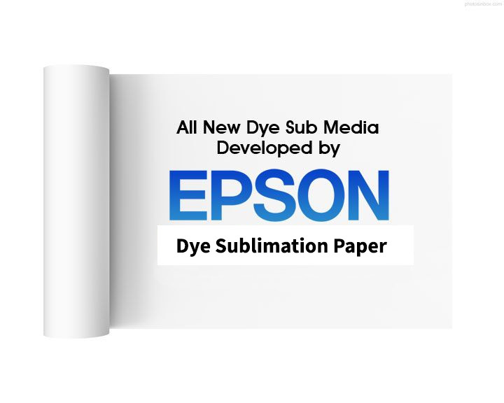 Epson DS Production Sublimation Transfer Paper Roll ...