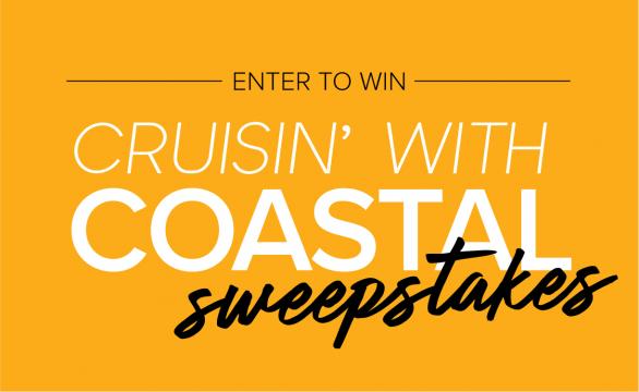 Cruisin' with Coastal Sweepstakes
